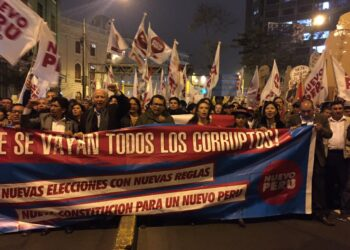 Un escándalo de corrupción masivo desata el caos en el poder judicial peruano