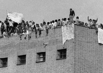 La última llamarada. 40 años del motín en la cárcel de Badajoz