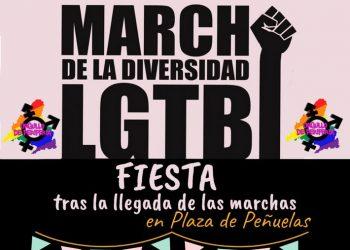 """Tres marchas """"por las visibilización de los colectivos LGTBIQ+ en los barrios"""" precederán al desfile del MADO 2018"""