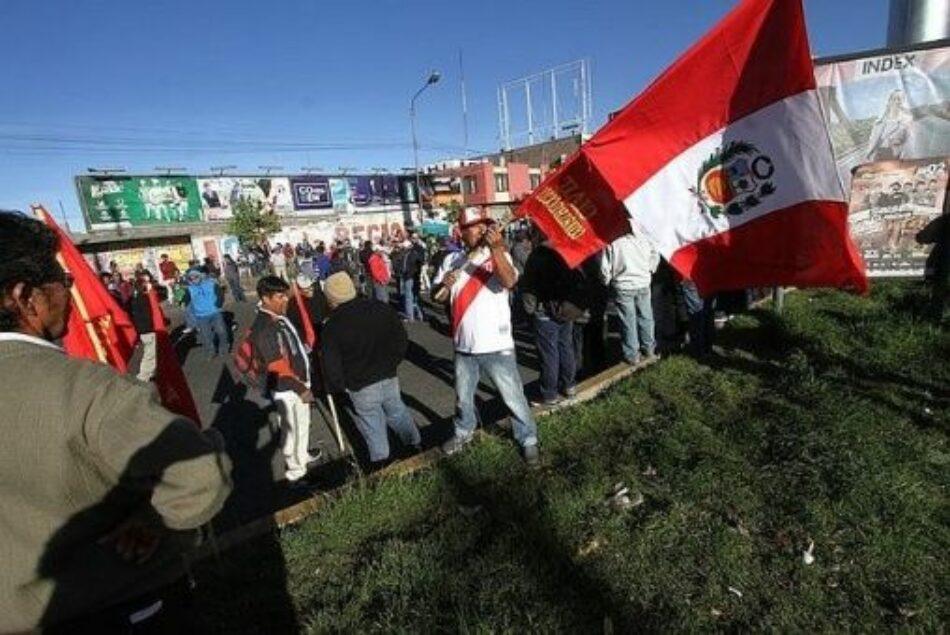 ¿Qué exigen los manifestantes tras casos de corrupción en Perú?