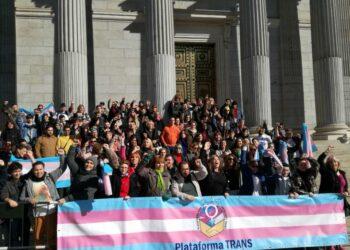 La Plataforma Trans exige a Unidos Podemos que lleve al pleno del Congreso para su tramitación la Ley Trans Estatal