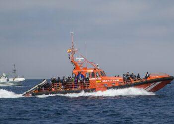 """IU pide a Interior que """"dimensione"""" lo que está ocurriendo en el Estrecho con """"salvamares al límite"""" y """"falta de recursos"""" para atender la llegada de inmigrantes"""