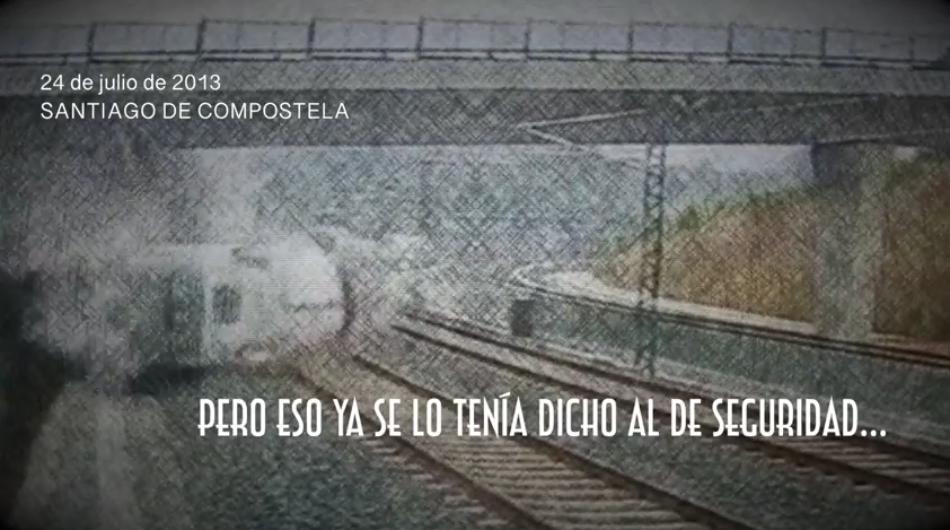 """Plataforma Víctimas ALVIA 04155: 5 años después se desmonta la """"verdad oficial"""""""