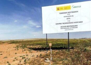 EQUO pide un nuevo Plan de residuos radiactivos