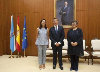 Os informes da Valedora do Pobo presentados ao Parlamento de Galicia demostran que participou na elección de da irmán do voceiro do PP