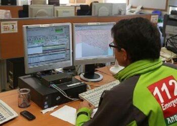 SOS en el servicio de emergencias 112 Andalucia