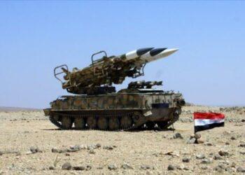 Siria pone en alerta máxima su defensa antiaérea ante posible ataque de EEUU