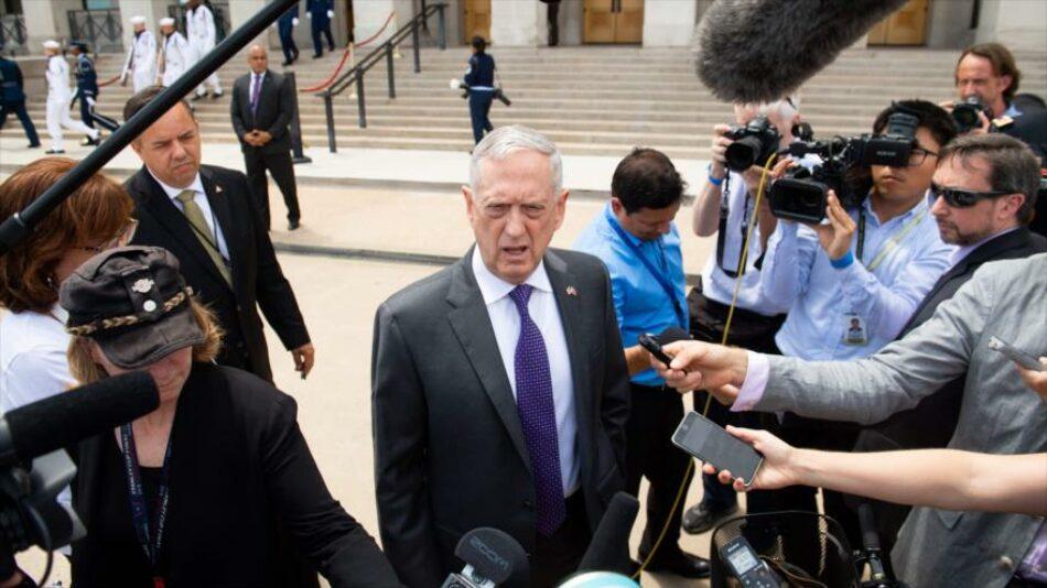 Pentágono tacha a Rusia y China de amenaza a Latinoamérica