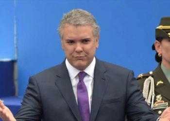 Iván Duque oficializa la salida de Colombia de UNASUR