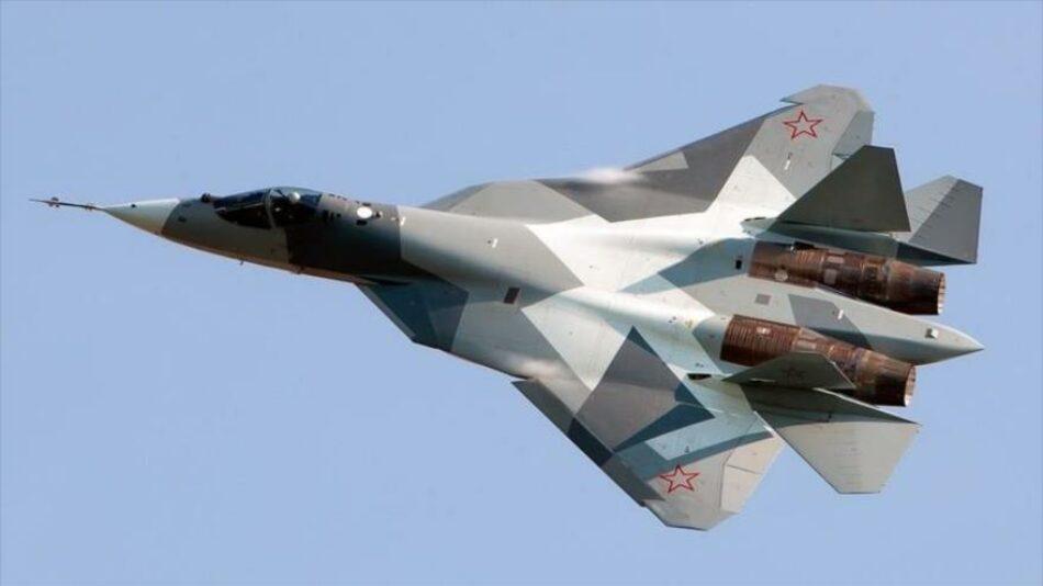 Aviación rusa lanza masivos ataques contra terroristas en Idlib