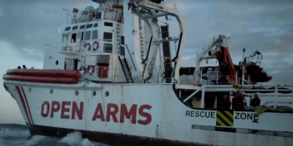 Sira Rego se reúne en Sicilia con las tripulaciones de los barcos de ayuda humanitaria 'Open Arms' y 'Sea-Watch 4', bloqueados por las autoridades desde hace semanas