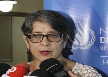 Honduras. Dirigenta de Mujeres: Políticos gobernantes responden a una mafia cuyo único objetivo es proteger sus intereses