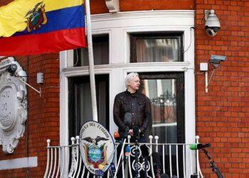Lenín Moreno: Assange puede dejar la Embajada de Ecuador en Londres «cuando quiera»