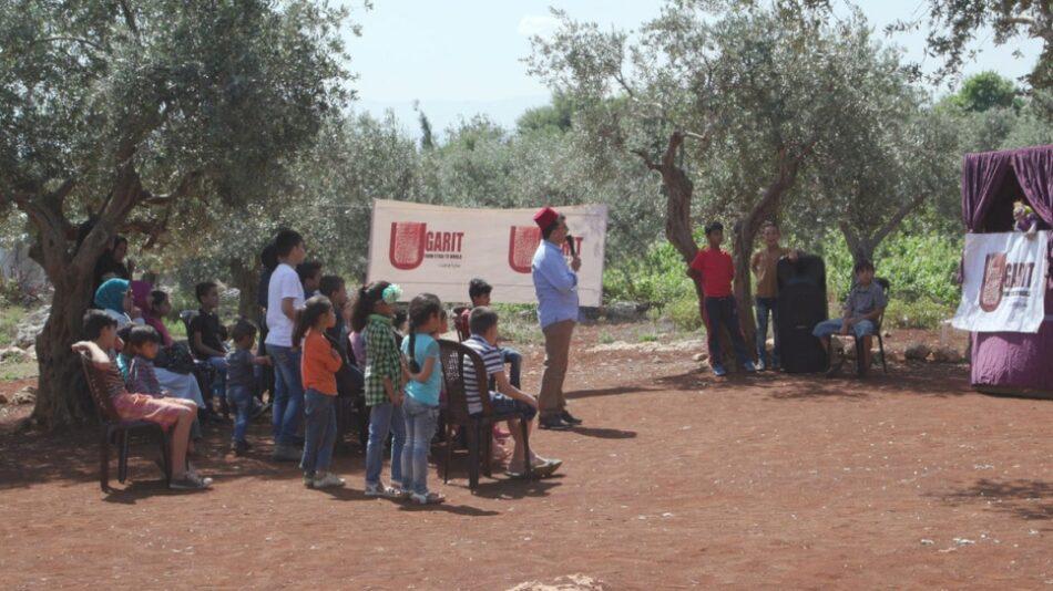 Un informe de ACNUR denuncia la ausencia de escolarización de millones de niños refugiados
