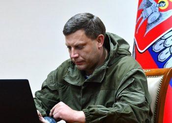 Asesinan a Alexánder Zajárchenko, líder de la autoproclamada República Popular de Donetsk