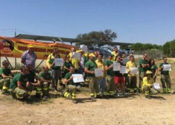 EQUO pide a la Junta que atienda las reivindicaciones de los bomberos forestales