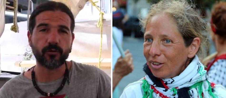 Regresan los dos últimos activistas de la Flotilla de la Libertad asaltados por Israel