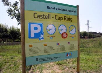CatECP reclama al Govern que eviti la construcció de més de 1.500m2 i 4 nous edificis a l'Espai d'Interès Natural de Cap Roig