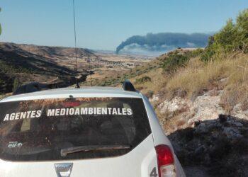 EQUO reclama la descontaminación inmediata de la planta incendiada en Chiloeches y alerta sobre la cantidad de incendios de este tipo
