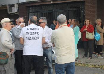 Participa denuncia la ausencia de una política pública de vivienda en Sevilla: más pisos turísticos que viviendas sociales