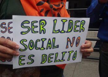Nuevo asesinato de una líder social en Colombia