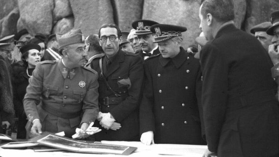 Sobre la infame «Declaración de respeto y desagravio al general Francisco Franco Bahamonde, soldado de España»