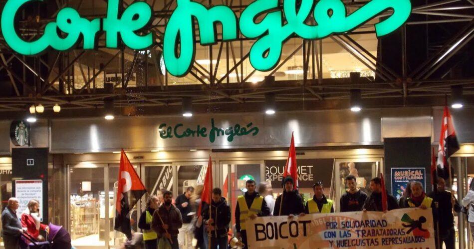 La Generalitat arxiva la inhabilitació d'Informàtica El Corte Inglés