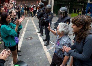 El PCE-EPK Navarra, respecto al desalojo del Gaztetxe Maravillas de Pamplona