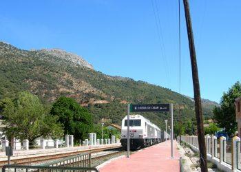 La Plataforma en Defensa del Ferrocarril de la provincia de Cádiz denuncia el deterioro de los ferrocarriles del Campo de Gibraltar