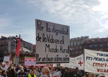 Actúa quiere mostrar su más absoluto y contundente rechazo al maltrato de la sanidad rural por parte de la Junta de Castilla y León