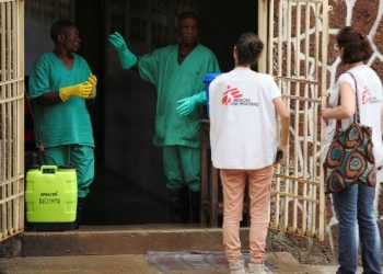 Un nuevo brote de ébola en la República Democrática del Congo dispara las alarmas