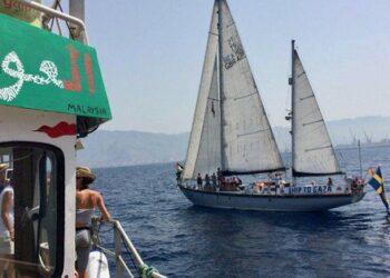 Unidos Podemos pregunta al Gobierno qué medidas tomará tras el asalto de Israel a la 'Flotilla de la Libertad' que se dirigía a Palestina