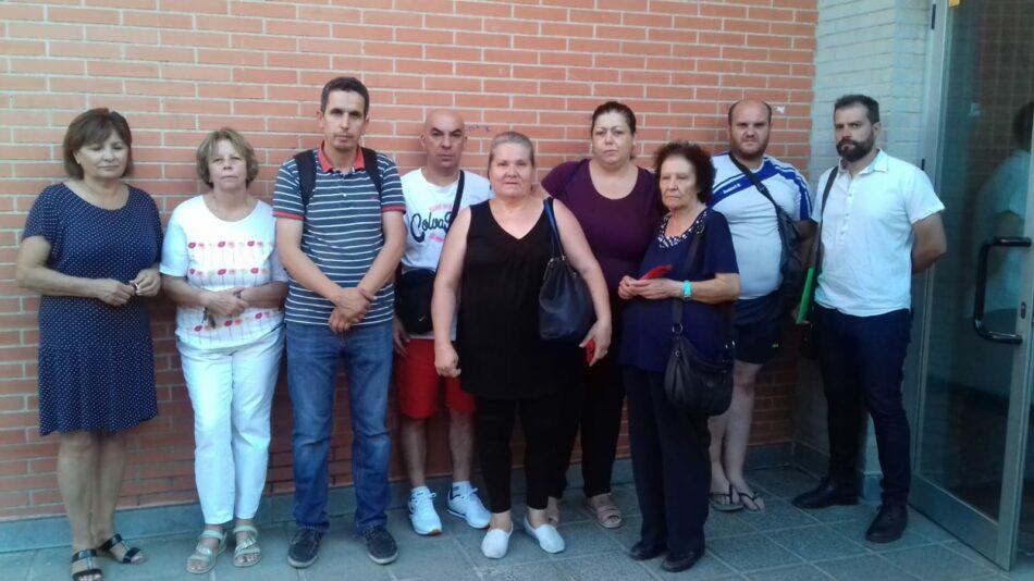 Izquierda Unida se reúne con inquilinos afectados por los incumplimientos de la EMV de Alcalá de Henares y con la Asociación de Vecinos Tomás de Villanueva
