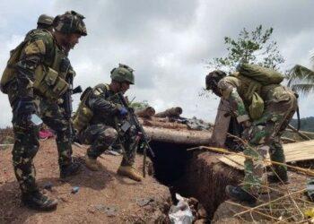 22 soldados heridos y un muerto deja enfrentamiento en Filipinas