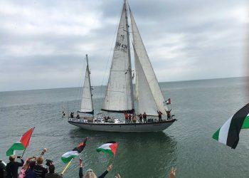 Denuncian la detención otra embarcación de la Flotilla de la Libertad