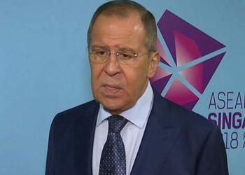 Lavrov: Los sirios solo deciden el futuro de su país
