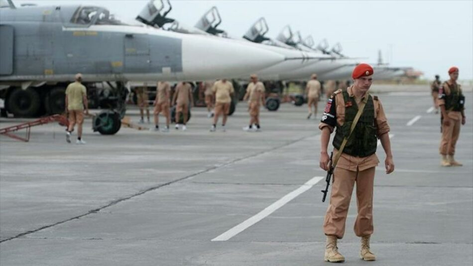 Rusia construye una segunda base en Siria