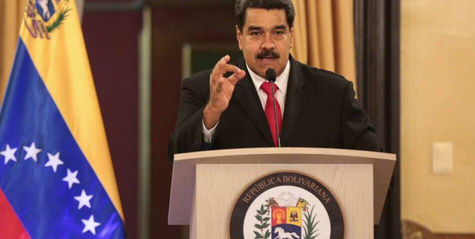 """Nicolás Maduro acusa al """"eje Bogotá-Miami"""" del atentado en el aniversario de la Guardia Nacional Bolivariana"""