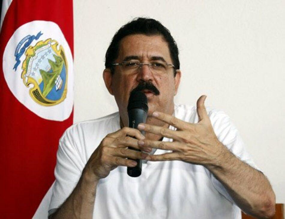 Mel Zelaya denuncia que el CIDH ignora a los presos políticos detenidos en las protestas de Honduras