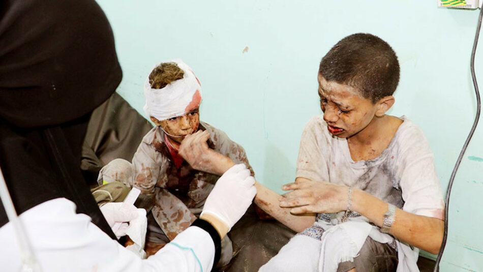 Nueva masacre saudí en Yemen: 39 estudiantes muertos en Saada