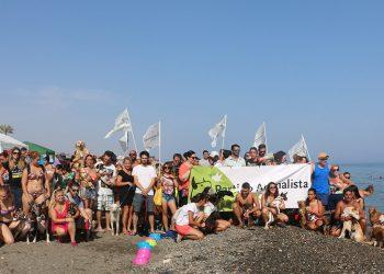 Concentraciones con perros en las playas españolas #PlayasParaTodos