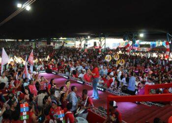 El PT hace oficial la candidatura de Lula a las presidenciales brasileñas