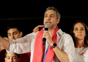 Mario Abdo Benítez toma posesión de la Presidencia de Paraguay