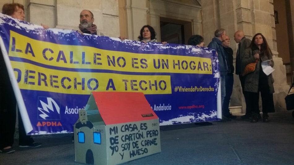 APDHA Sevilla denuncia el abandono y la falta de personal para la atención social en los barrios más pobres de Sevilla