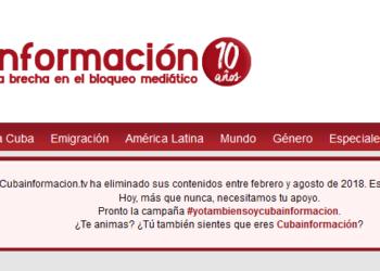 Ataque destruyó parcialmente portal Cubainformación TV, que apuesta por continuar adelante