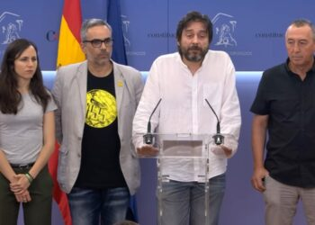 Unidos Podemos exige al Gobierno un pack de medidas anti-austeridad para aprobar la senda del déficit