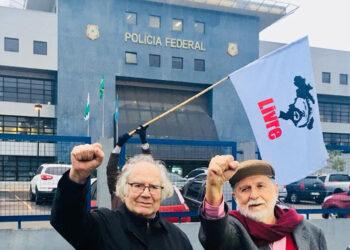 Pérez Esquivel y Celso Amorim visitaron a Lula en la cárcel