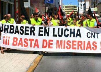 [Puerto de Sta. María] CNT firma con URBASER un nuevo convenio para los trabajadores de agua y RSU de Costa Ballena