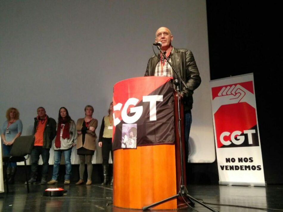 CGT acusa al PSOE de ser cómplice de la situación de la Clase Trabajadora al no derogar las Reformas Laborales