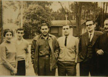 Muere a los 86 años Roberto Guevara, hermano del Che